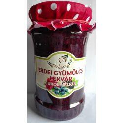Kézműves Székely cukormentes lekvár - Erdei gyümölcs 300g