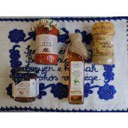 Gourmet csomag 1. Díszdobozban