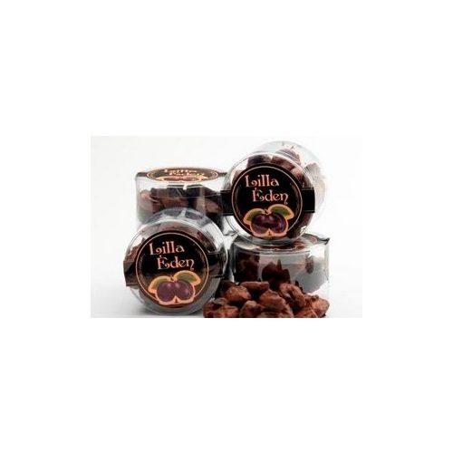 aszalt szilva csokoládémázzal