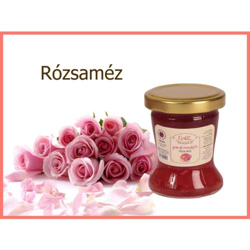 erdélyi rózsaméz