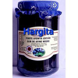 székely lekvár főzött fekete áfonya