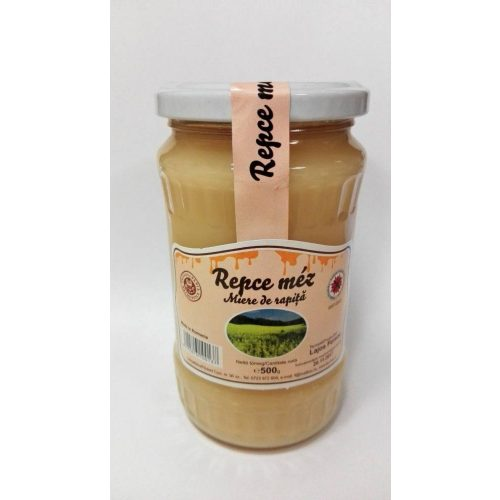 Erdélyi Repce méz 500 gr LF
