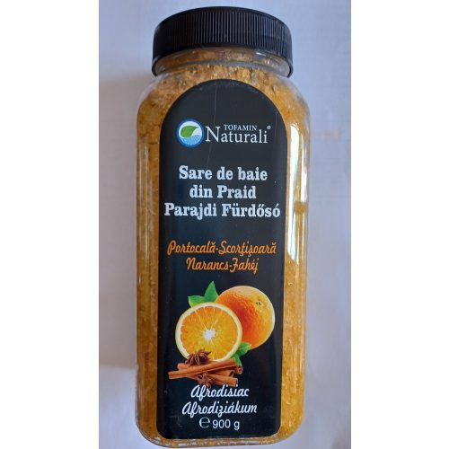 parajdi narancs fahéj fürdősó