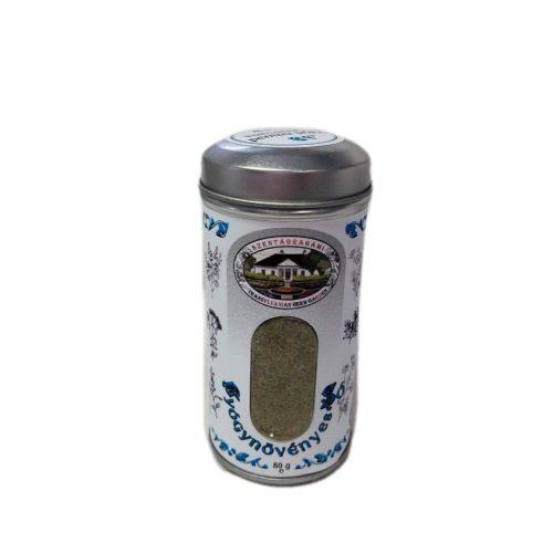 gyógynövényes só halakra