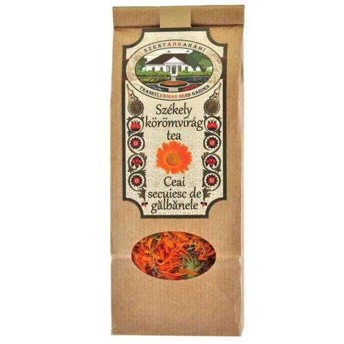 székely körömvirág tea