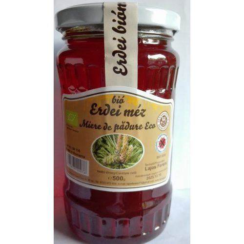 erdélyi bio erdei méz