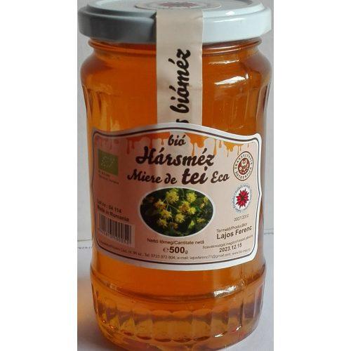 erdélyi bio hársméz