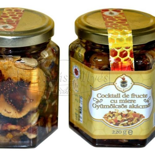 erdélyi magos gyümölcsös méz