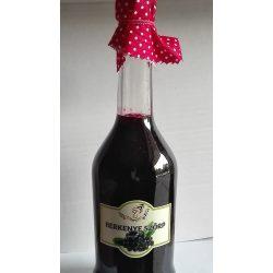 Kézműves székely szörp - Fekete berkenye üveges 500 ml