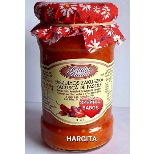 Kézműves Székely Paszulyos Zakuszka 300 ml