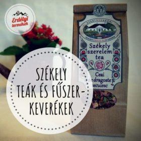 Székely teák és fűszerek