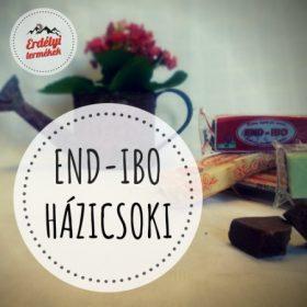 END-IBO házicsoki csomag