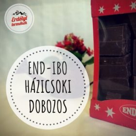 END-IBO házicsoki dobozos