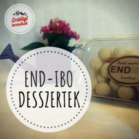END-IBO desszertek