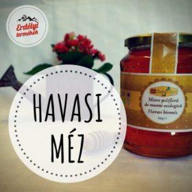 Havasi méz